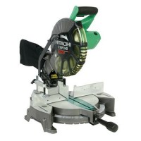 Hitachi C10FCH2 10-Inch Miter Saw with Laser for $127.63 + Free Shipping