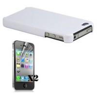 iPhone 4 Ultra Thin Air Case in White for $4.49 + Free Shipping