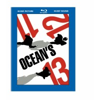 Ocean's Trilogy (Ocean's Eleven, Twelve and Thirteen) on Blu-ray for $17.99