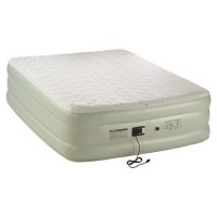Coleman Double High Pillow Top Quickbed for $113.11 + Free Shipping