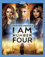 I Am Number Four on Blu-ray for $19.99 + Free Shipping