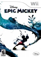 Disney Epic Mickey for Nintendo Wii for $19.99