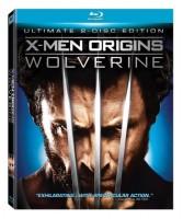 X-Men Blu-rays for $7.99 - X-Men, X2: X-Men United, Last Stand,Origins Wolverine