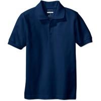 Boys & Girls Short Sleeve Polo Shirts for $5 Each