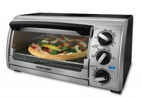 Black & Decker TRO480BS Toast-R-Oven 4-Slice Toaster Oven for $19.99
