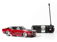 Ford Mustang GT '67 RC 1:24th Scale Remote Control Car for $15.99 Shipped
