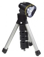 Super BrightT Six Led Tripod Flashlight for $6.99 + Free Shipping
