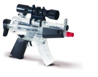 Crosman Full or Semi-Automatic Dual-Powered Mini AirSoft Gun for $19.97