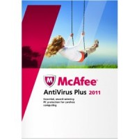 McAfee Antivirus Plus 2011 Free After Rebate + Free Shipping