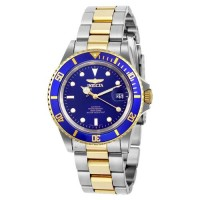 Men's Invicta Automatic Pro Diver G3 Stainless Steel Watch for $64.99 Shipped