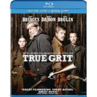True Grit (Blu-ray/DVD Combo + Digital Copy) for $17.99 + Free Shipping