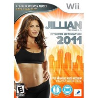 Jillian Michaels Fitness Ultimatum 2011 for Wii for $17.99 + Free Shipping