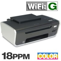 Lexmark X4650 16F1400 All-in-One Color Inkjet Printer for $49.99